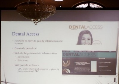 Dental Access Lecture
