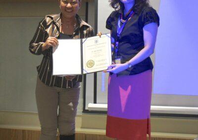Apo Certificate Presentation