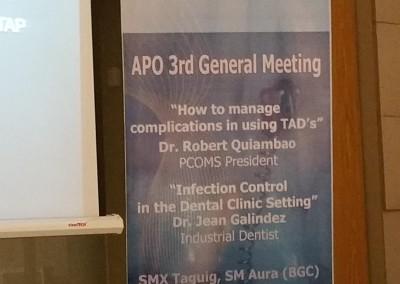 APO Seminar