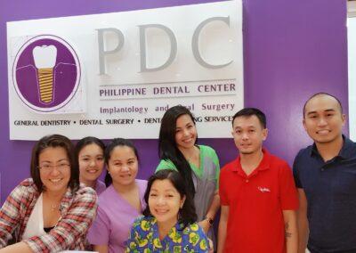 PDC Dentists & Staff