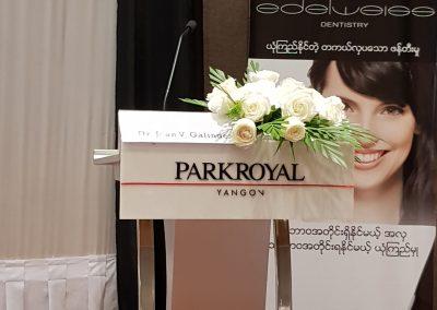 Park Royal Podium