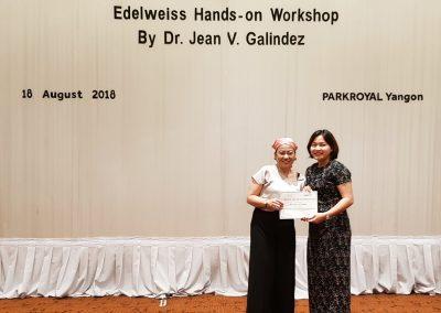 Certificate Awarding