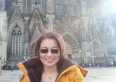 Jean In Cologne